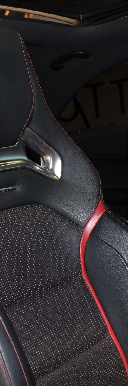 2014 MERCEDES CLA45 C117 AMG SPEEDSHIFT AWD- sold in Australia