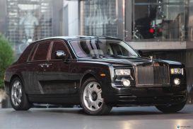 2011 Rolls-Royce Phantom 1S68 Sedan 4dr Auto 6sp 6.7i