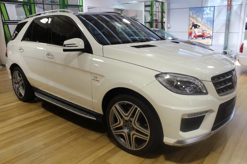 2014 MERCEDES ML63 AMG- sold in Australia