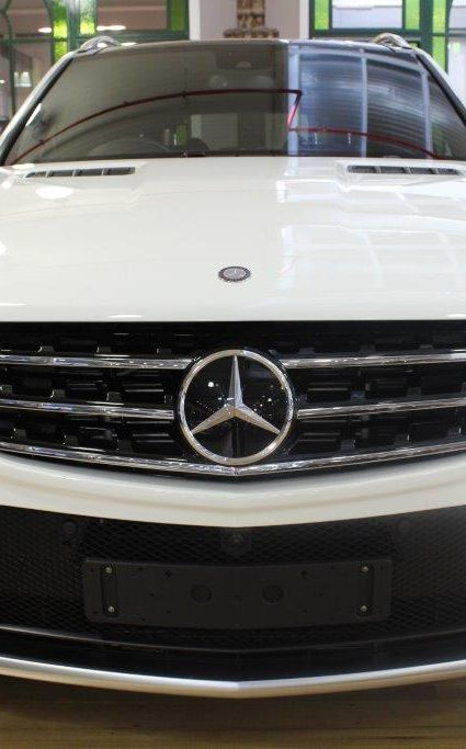 2014 MERCEDES ML63 AMG- sold in Australia