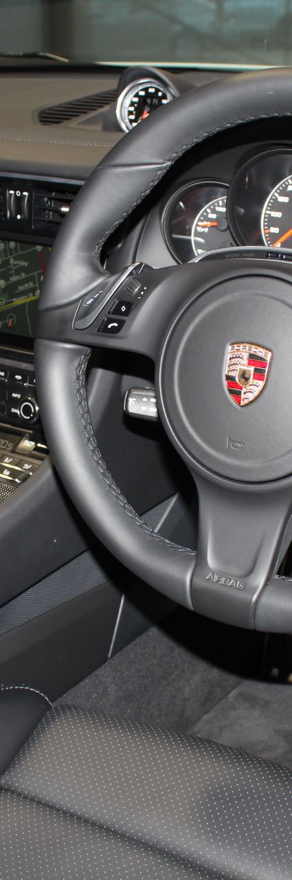 2014 PORSCHE 911 991 MY14 TURBO PDK AWD S- sold in Australia
