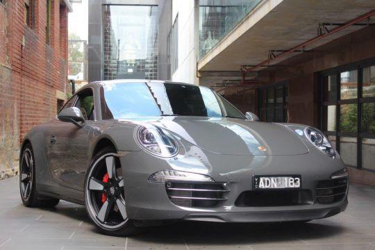 2014 Porsche 911 CARRERA S- sold in Australia