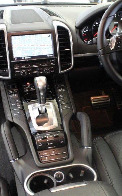 2014 Porsche Cayenne S SUV- sold in Australia