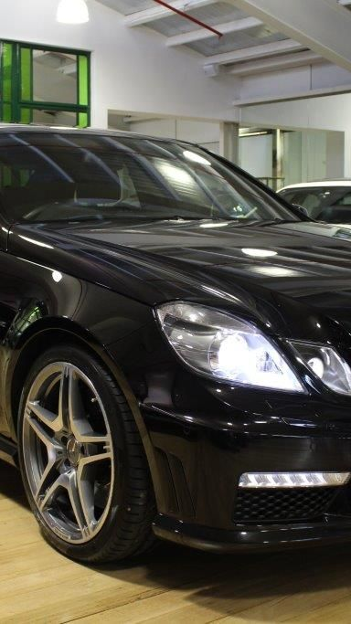 Mercedes E63 AMG - 2011- sold in Australia