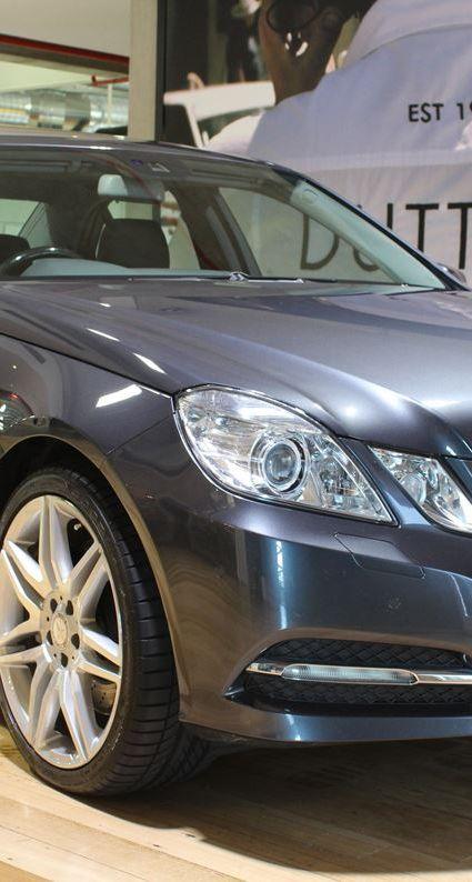 2011 MERCEDES E500 W212 AVANTGARDE 7G-TRONIC RESIZED