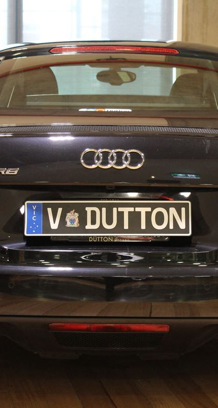 2011 AUDI R8 MY11 QUATTRO - presitege car for sale in australia