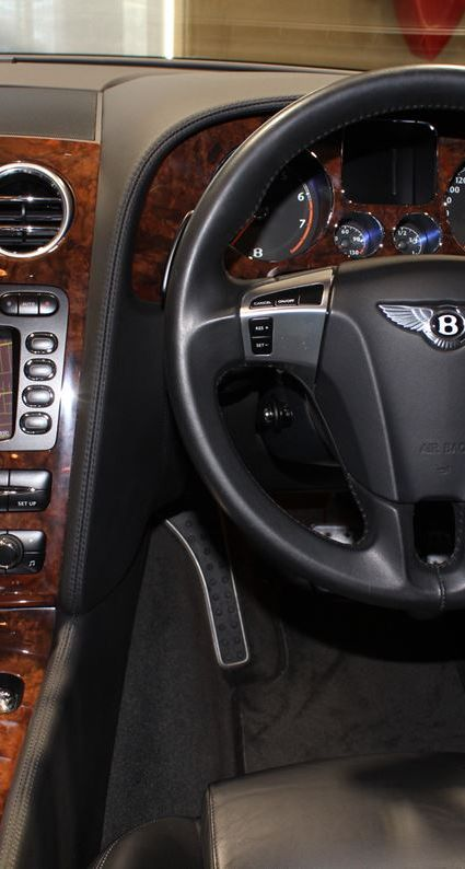 2008 BENTLEY CONTINENTAL 3W MY08 GT SPEED - prestige, luxury car for sale in Australia