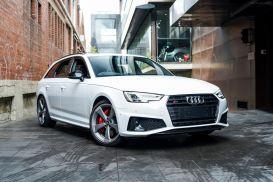 2020 Audi S4 B9 Avant 5dr Tiptronic 8sp quattro 3.0T [MY20]