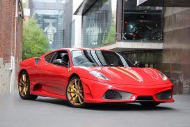 2008 Ferrari F430 F136 Scuderia Coupe 2dr Seq. Mac 6sp 4.3i