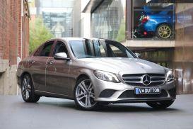 2018 Mercedes-Benz C-Class W205 C300 Sedan 4dr 9G-TRONIC 9sp 2.0T [Dec]