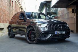 2020 Mercedes-Benz GLC-Class X253 GLC63 AMG S Wagon 5dr SPEEDSHIFT MCT 9sp 4MATIC+ 4.0TT [Sep]