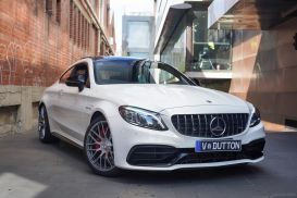 2019 Mercedes-Benz C-Class C205 C63 AMG S Coupe 2dr SPEEDSHIFT MCT 9sp 4.0TT