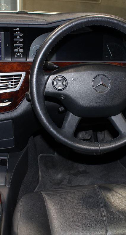2006 MERCEDES S350 W221 MY07 - PRESTIGE CAR FOR SALE IN AUSTRALIA
