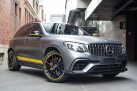 2019 Mercedes-Benz GLC-Class X253 GLC63 AMG S Wagon 5dr SPEEDSHIFT MCT 9sp 4MATIC+ 4.0TT