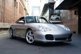2004 Porsche 911 996 Carrera 4S Coupe 2dr Spts Auto 5sp AWD 3.6i [MY04]