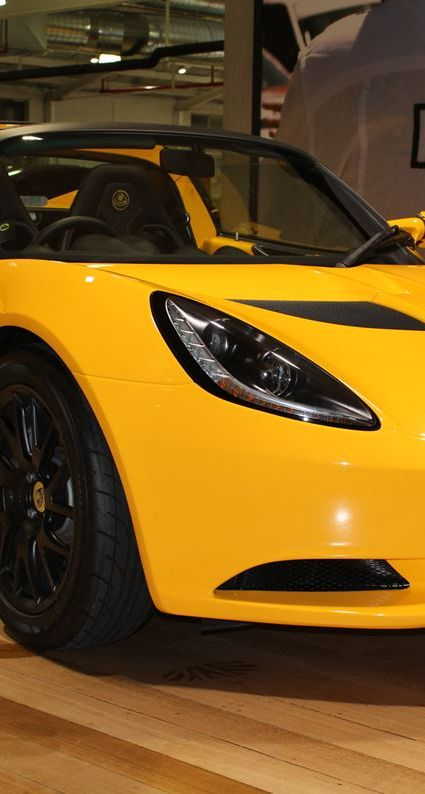 2015 LOTUS ELISE 111 MY15 S - YELLOW -CLASSIC AND PRESTIGE CAR FOR SALE IN AUSTRALIA