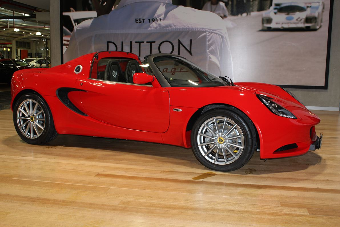 2014 LOTUS ELISE 111 MY14 - PRESTIGE, LUXUURY CAR FO SALE IN AUSTRALIA