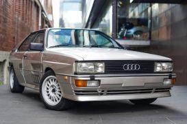 1983 Audi Quattro B2
