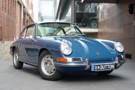 1967 Porsche 911 SWB 2.0