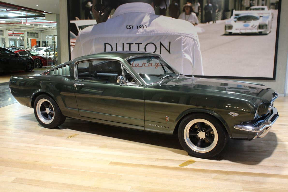 1966 Ford Mustang Gt Fastback For Sale Duttongarage Com