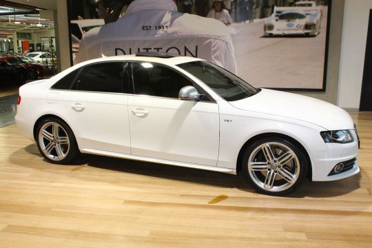 2009 AUDI S4 B8 S TRONIC QUATTRO for sale in australia