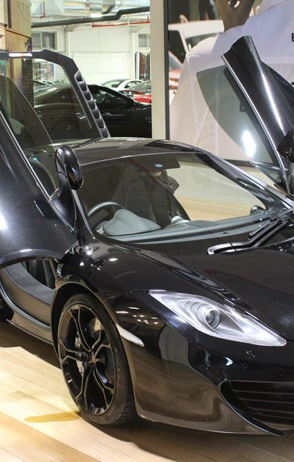 2011 MCLAREN MP4-12C 12C MY12 SSG for sale in australia