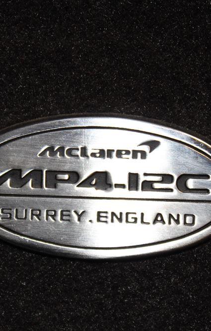 2011 MCLAREN MP4-12C 12C MY12 SSG for sale in australia