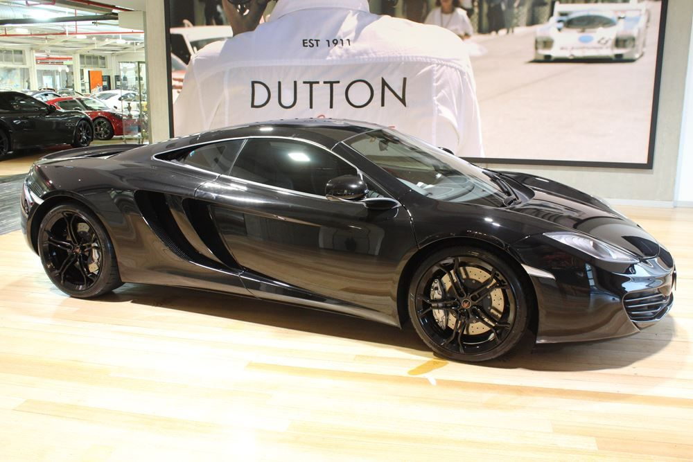 McLaren For Sale | Classic & Vintage Cars | Dutton Garage