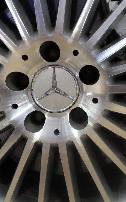 Mercedes Sl55k AMG - 2003