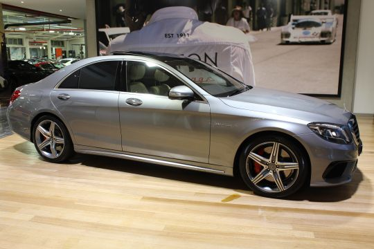 s63 for sale in australia