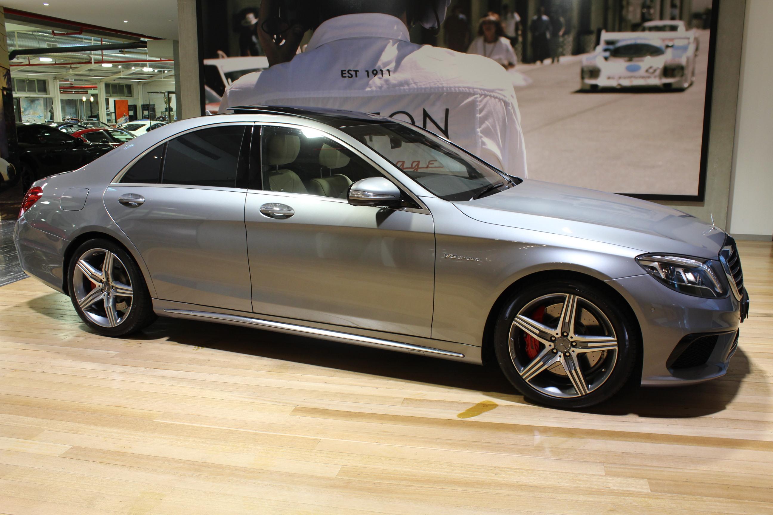s63 for sale in australia