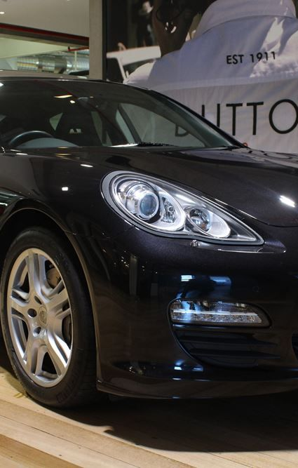 2011 PORSCHE PANAMERA 970 MY11 S GT PDK - for sale in australia