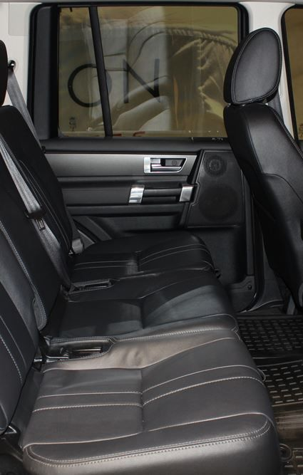 2013 LAND ROVER DISCOVERY 4 Series 4 MY13 SDV6 SE - for sale in australia