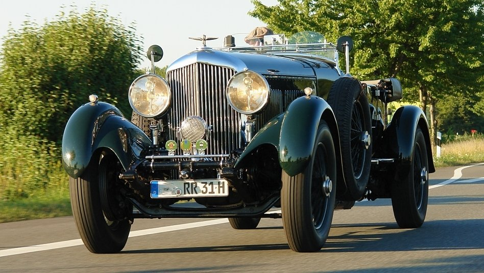 Car Talk Bentley - classic cars for sale in australia