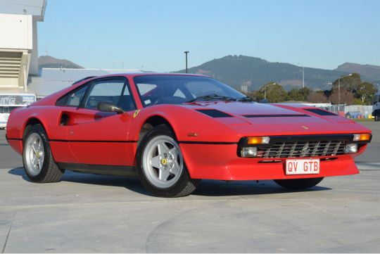 1985 Ferrari 308 GTBi Quattrovalvole for sale in australia