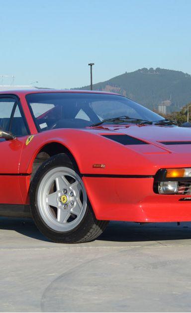1985 Ferrari 308 GTBi Quattrovalvole for sale in australia