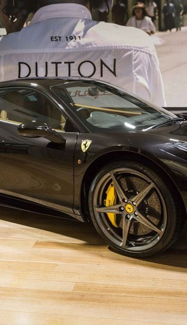 2011 FERRARI 458 ITALIA - RESIZED