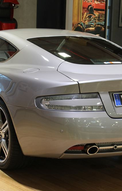 2008 ASTON MARTIN DB9 MY09 - FOR SALE IN AUSTRALIA