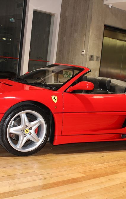 1999 Ferrari 355 F1-Spider - for sale in australia