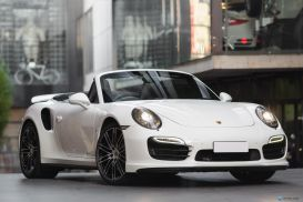 2014 Porsche 911 991 Turbo Cabriolet 2dr PDK 7sp AWD 3.8TT [MY14]
