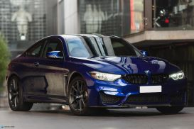 2018 BMW M4 F82 LCI CS Coupe 2dr M-DCT 7sp 3.0TT
