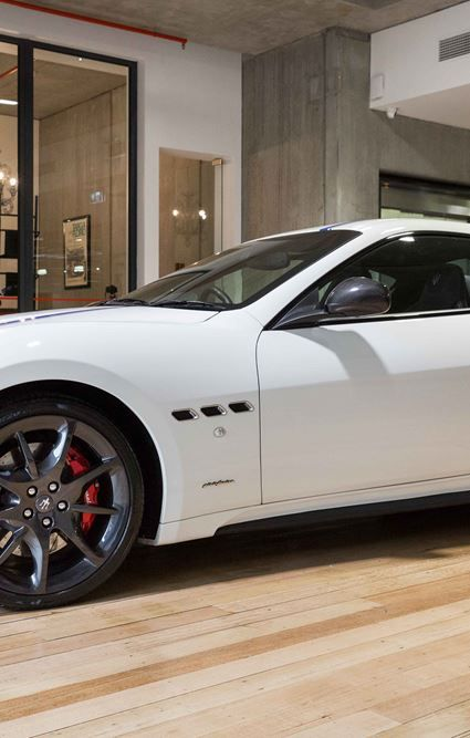 2014 MASERATI GRANTURISMO M145 MY14 SPORT for sale in Australia