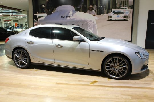 2014 MASERATI GHIBLI M157 MY14  for sale in Australia