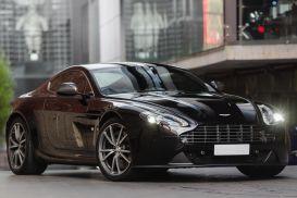 2012 Aston Martin V8 Vantage Coupe 2dr Sportshift II 7sp 4.7i [MY13]