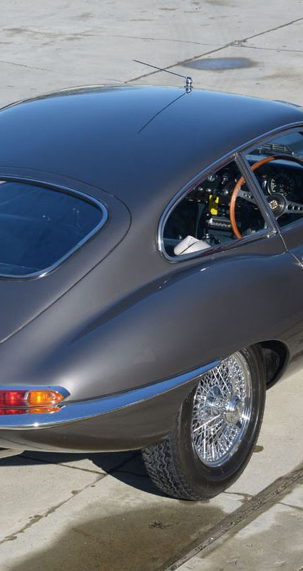 1967 Jaguar E-Type SI Coupe 4.2 for sale in Australia