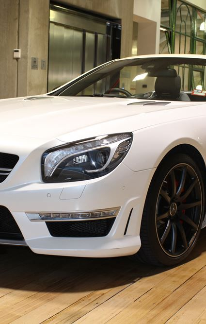 2013 Mercedes Benz SL63 AMG for sale in Australia