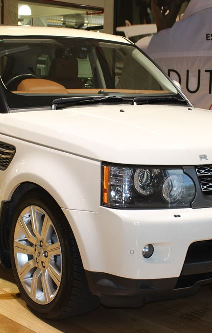 2010 LAND ROVER RANGE ROVER SPORT L320 MY10 TDV8 LUXURY - for sale in Australia