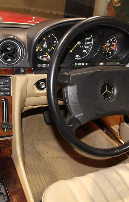 1986 Mercedes Benz 560SL for sale in Australia