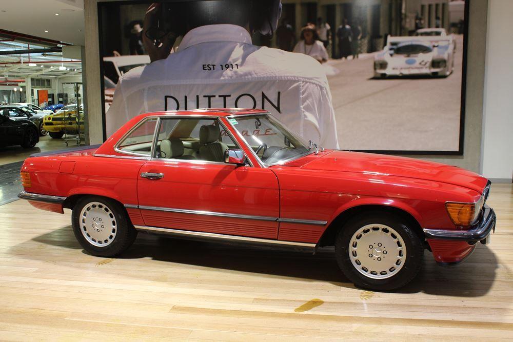 1988 mercedes benz 560sl for sale dutton garage for Mercedes benz sl 560