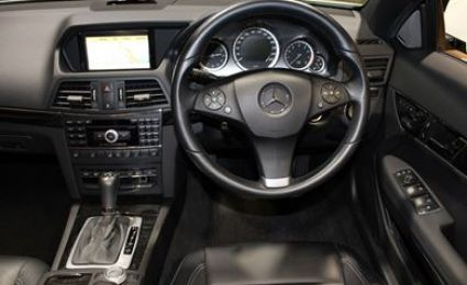 2010 MERCEDES E350 A207 AVANTGARDE 7G-TRONIC - for sale in australia